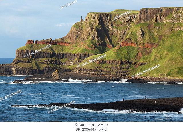 Giant's Causeway; Antrim Coast, Northern Ireland