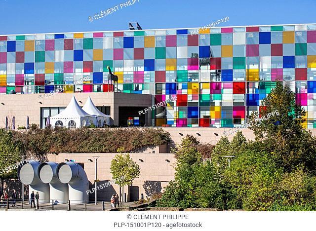Museum of Modern and Contemporary Art / Musée d'Art Moderne et Contemporain de Strasbourg / MAMCS, Alsace, France