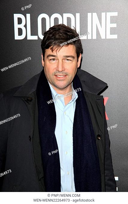 Premiere of the new Netflix original series 'Bloodline' at the SVA Theatre - Red Carpet Arrivals Featuring: Kyle Chandler Where: New York City, New York
