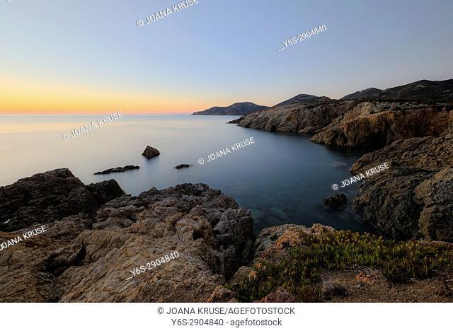 Galeria, Haute-Corse, Corsica, France
