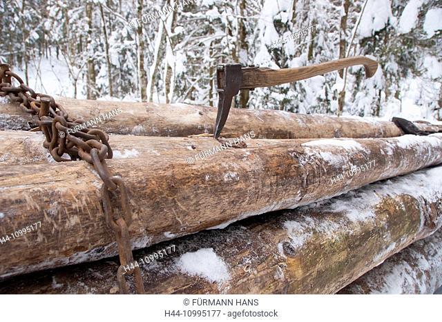 historical wood transportation, Bavaria