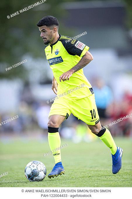 Cauly OLIVEIRA SOUZA (PB) Promotion, Football Test Match, VfB Salzkotten (Salz) - SC Paderborn 07 (PB) 0:20, 03/07/2019 in Salzkotten / Germany