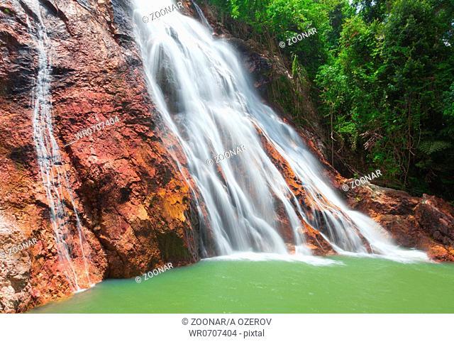 Na Muang 1 waterfall