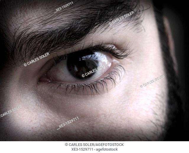 Challenging eye