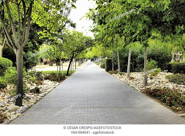 -'Fishers Park' in Cambrils- Tarragona(Spain)
