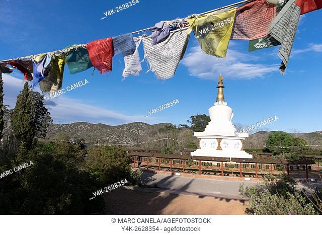 Sakya Tashi Ling is a monastery belonging to one of four buddhist schools from Tibet, the Sakyapa tradition. It's an ancient order that follow the spiritual...