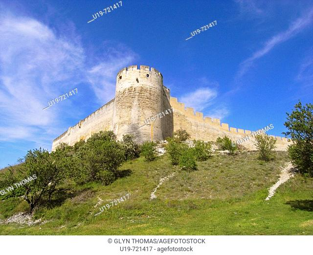 Fort St-André, Villeneuve-lès-Avignon, France