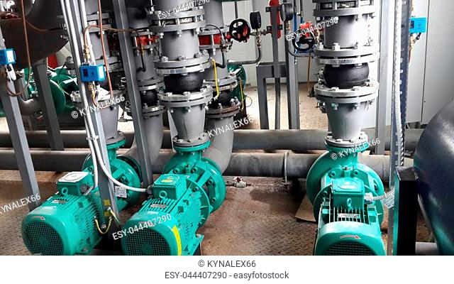 Centrifugal pump l Stock Photos and Images | age fotostock