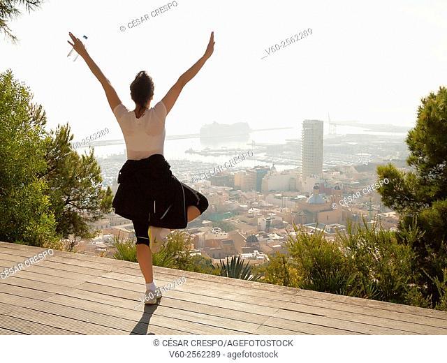 -Runner Woman- Alicante (Spain)