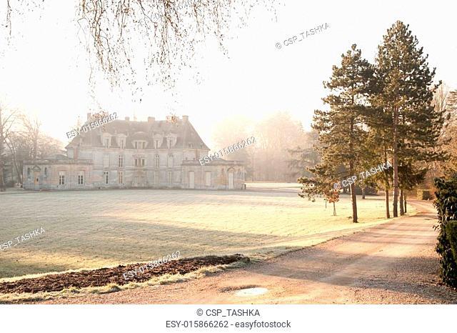 Chateau d'Acquigny