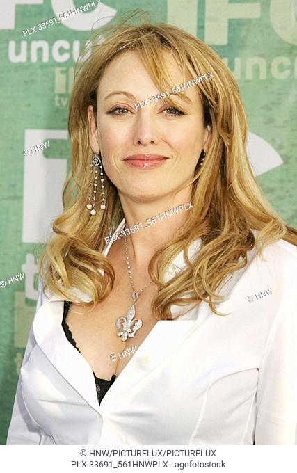 Virginia Madsen  03/04/06 IFC's The Independent Spirit Awards After Party @ KShutters on the Beach, Santa Monica photo by Fuminori Kaneko/HNW / PictureLux...