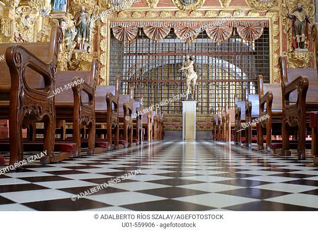 Santa Clara Temple Low Choir Queretaro Mexico