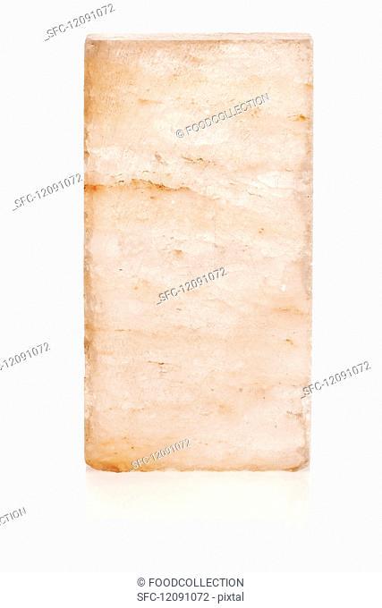 A block of Persian salt