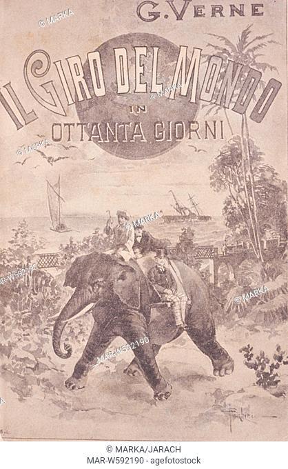 Around the World in Eighty Days, Jules Verne