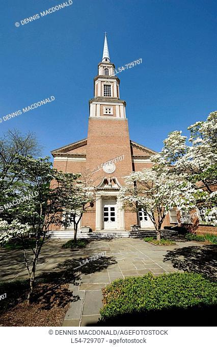 Historic First Presbyterian Church of Fort Wayne Indiana