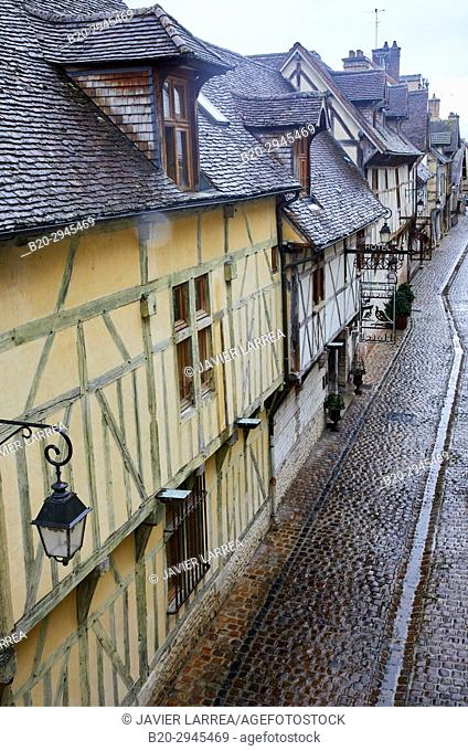 Troyes, Champagne-Ardenne Region, Aube Department, France, Europe