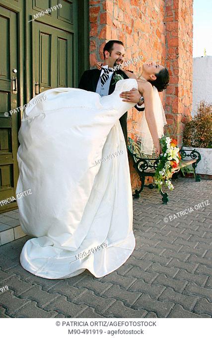 Wedding. Chihuahua, Mexico