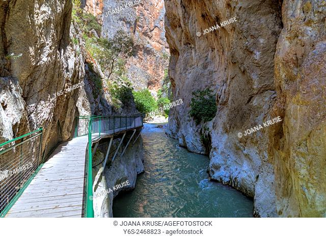 Saklikent Canyon, Mugla, Aegean, Turkey