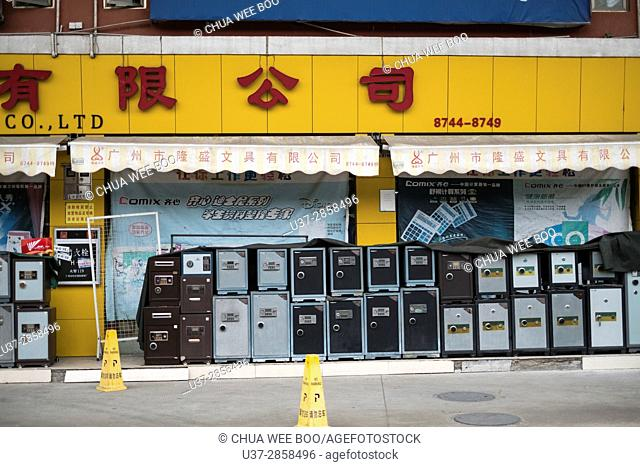 Wholesale Chinese safe in Guangzhou, China