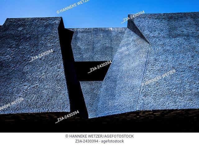 Museu Blau, Barcelona, Spain