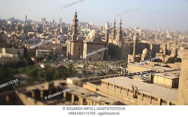 Alabaster Mosque, Cairo, Egypt