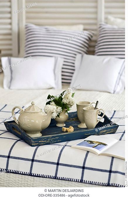 Seaside style bedroom
