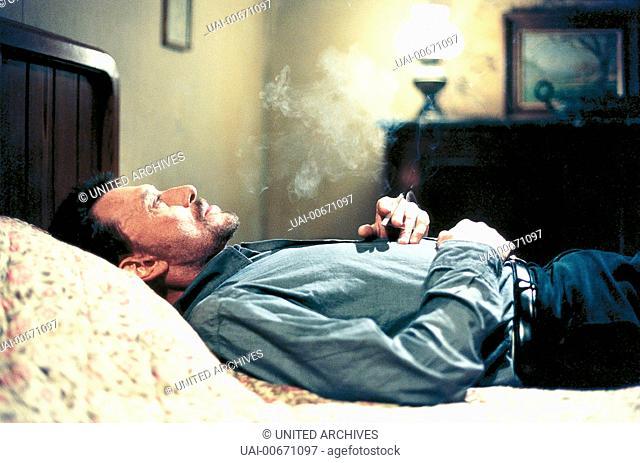 DAS ZWEITE LEBEN DES MONSIEUR MANESQUIER L'homme du train Frankreich 2002 Patrice Leconte Milan (JOHNNY HALLYDAY) Regie: Patrice Leconte aka