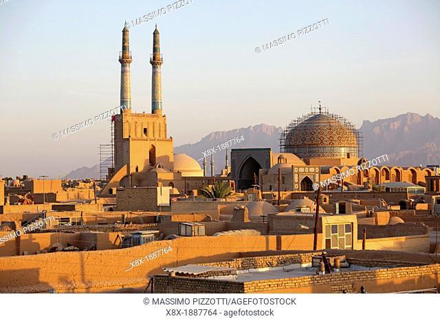 Jameh Masjid or Friday Mosque, Yazd, Iran