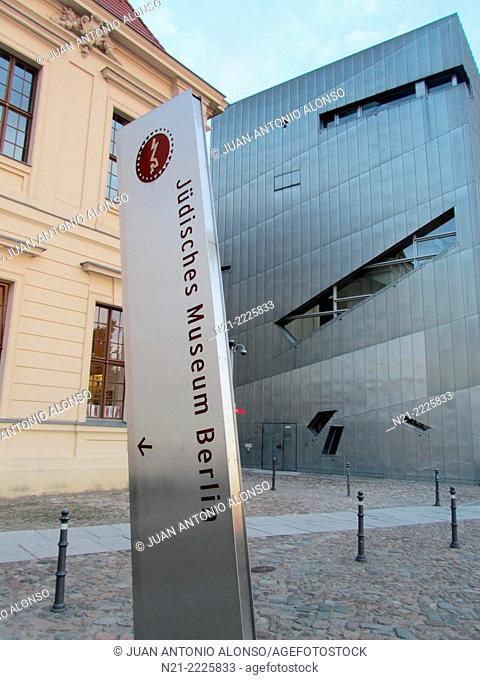 The Jewish Museum. Berlin, Germany