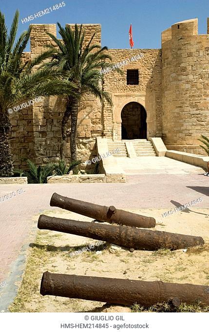 Tunisia, south region, Djerba island, Houmt Souk, Borj El Kebir castle, XVth century