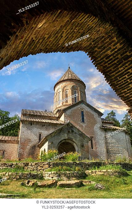 Pictures & imagse of Timotesubani medieval Orthodox monastery Church of the Holy Dormition (Assumption), dedcated to the Virgin Mary, 1184-1213