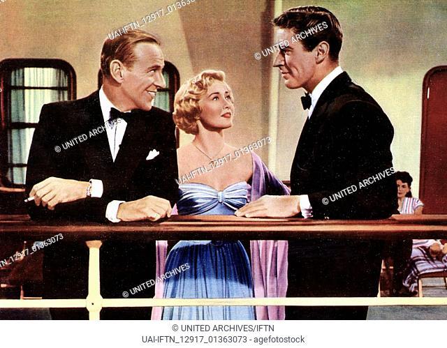 Königliche Hochzeit aka. Royal Wedding, USA 1951 Regie: Stanley Donen Darsteller: Fred Astaire, Jane Powell, Peter Lawford