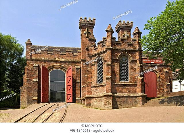 The Museum of the Gorge provides an introduction to the valley and its attractions. The museum building was originally a somewhat gothic riverside warehouse...