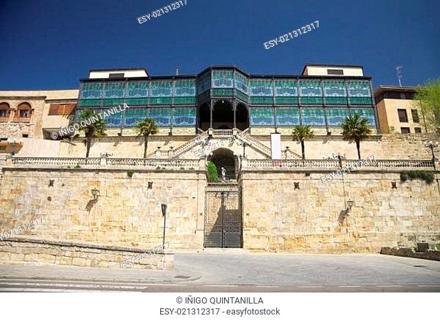 Lys house at Salamanca