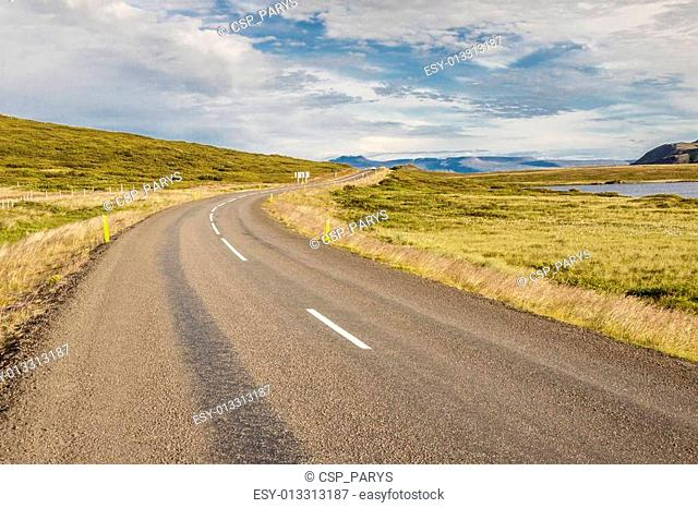 Route nr 60 - Iceland