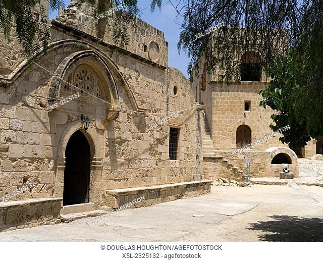 Agia Napa Monastery AYIA NAPA CYPRUS Venetian monastery Greek