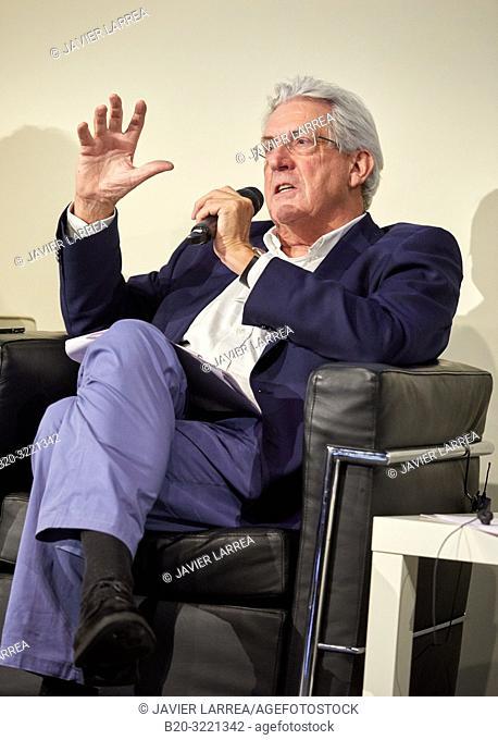 Pedro Miguel Echenique Landiribar (Professor of Condensed Matter Physics from the University of the Basque Country). X edition of 'Top @ DIPC-Zientziarekin...