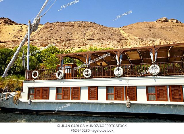 Aswan. Nile Valley. Egypt