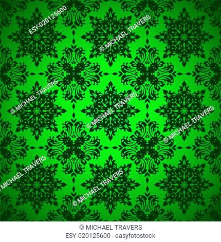 green gothic repeat