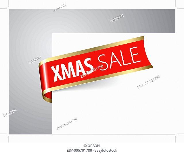 christmas sale announcement