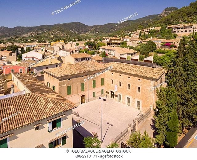 casal de son Tugores, Alaró, comarca de Raiguer, Mallorca, Balearic Islands, Spain