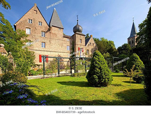 House Elmpt, Germany, North Rhine-Westphalia, Lower Rhine, Niederkruechten
