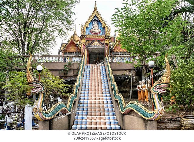 Wat Chaiyaphum Phithak, Chaiyaphum, Thailand
