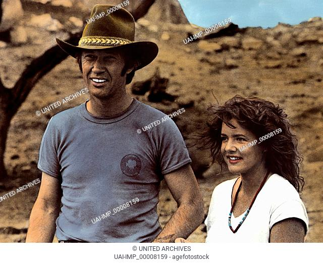 Eine irre Safari / Die Afrika-Rallye, (SAFARI 3000) USA 1984, Regie: Harry Hurwitz, DAVID CARRADINE, STOCKARD CHANNING