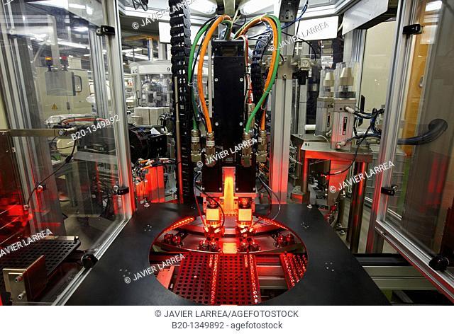 Magnetic group manufacturer, thermoelectric safety, Gipuzkoa, Euskadi, Spain