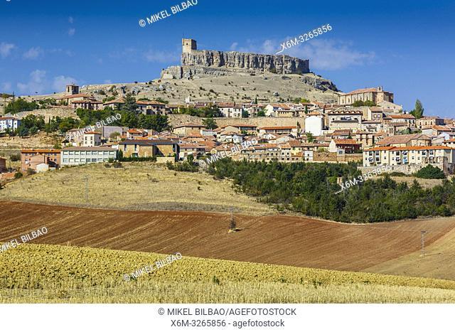 Atienza village. Guadalajara, Castilla-La Mancha, Spain, Europe