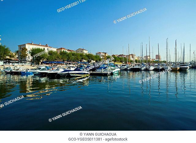 Golfe-Juan, French Riviera, France
