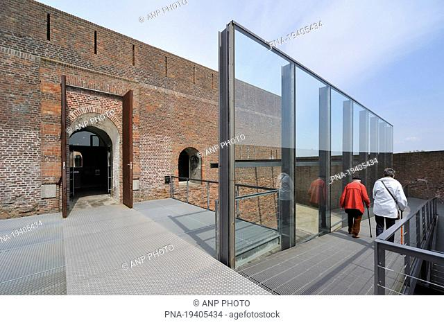 Fort Napoleon, Ostend, Brugse Ommeland, Flanders, Belgium, Europe