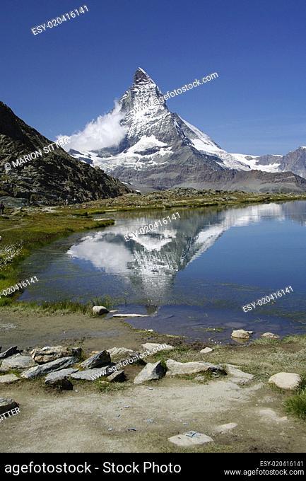Matterhorn - Riffelsee