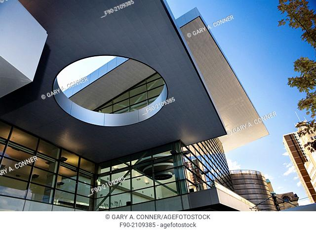 The Colorado Convention Center in Denver, Colorado